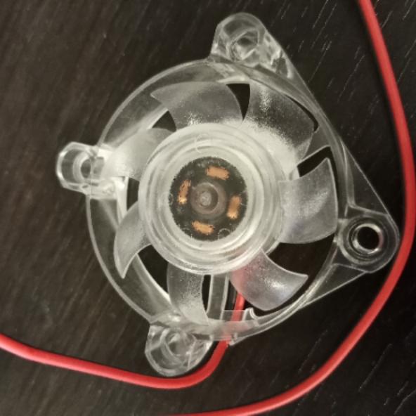 12V Fan – 40x10mm RGB